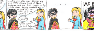 Tim Drake comic by eightcrows