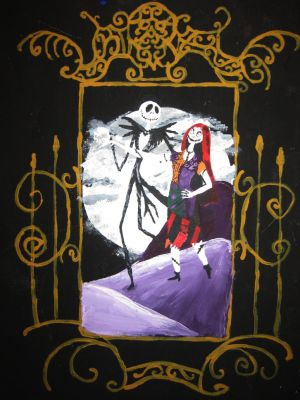 we can live like jack n sally by BexxTRAGIC