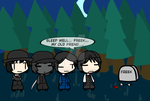 (walfas) Freek's Funeral by Godeung