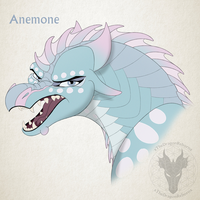 WoF H-a-D Day 27 - Anemone by xTheDragonRebornx