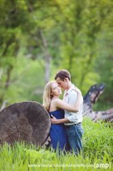 Engaement: Katie and Bryce 03 by panderbear