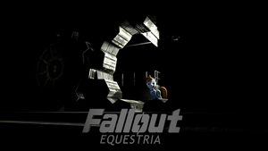 Fallout Equestria Letters Model + Intro [SFM/DL] by PacificPenguin
