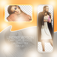 Pack PNG Lindsey Wixson. by ICantScape