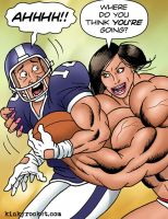 Linebacker by KinkyRocket