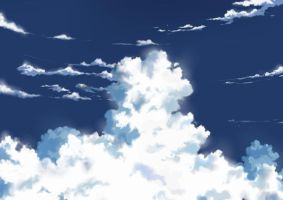 Clouds by Huanc