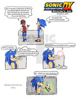 SonicDX - Sonic's story (10) by BUGHS-22