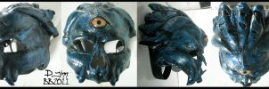 Monster Mask  Djinn SOLD by Magpieb0nes