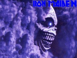 Iron Maiden Wallpaper by Ozzyhelter