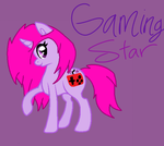 Art Trade with Gaming Star! by GhoulTheArtist