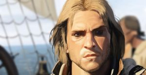 Edward Kenway - Painting by MatiZ1994