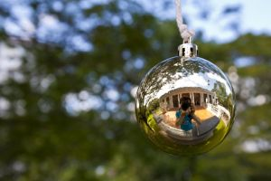 Inside A Bauble by FU51ON