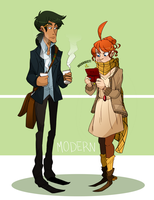 not another college au by Shusihi