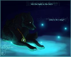 Remake: Like the light of the dark by Thyria