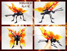 Bionicle MOC: Monarch Flame by Mana-Ramp-Matoran