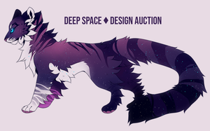 deep space | design auction - CLOSED. by awkwaard