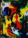 Tribute to Gerhard Richter III by rpw353