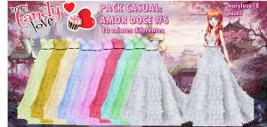 PACK AMOR DOCE CASUAL #6 by Marylusa18
