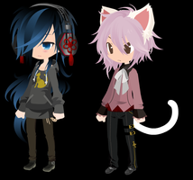 Free Adoptables 2 -Closed- by MusicAndPs3Lover