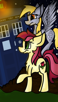 Doctor Whooves _a World of magical threats_ Page 4 by PonyCrown