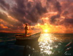 Young Fisherman by PMHQ