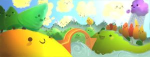 Landscape From Hell by Awesome-Deviant-Name