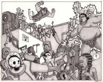 Manhattan Projects by TheRigger