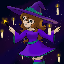 Bewitched~ by Rebeccafairy