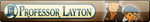 Professor Layton Fan Button by EclipsaButterfly