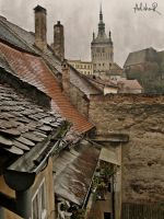 beyond the roofs by ad-shor