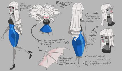 M\'lady Concept by TheDarkscarlet1