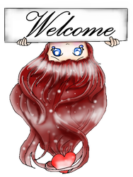 :welcome: by zhyrace