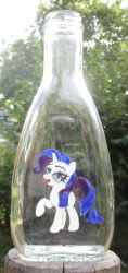 Rarity bottle painting by Malte279