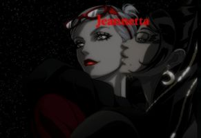 Jeannetta Anime by EvilMaybe
