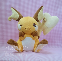 Pokemon: OOAK Sweet Raichu