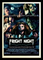 Fright Night Poster 2 by smalltownhero