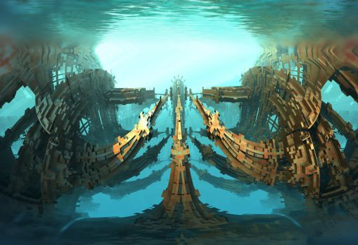 The Underwater Project by HalTenny