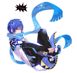 Kaito 3 Render by Lucarity
