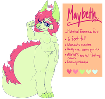 [Ref]Maybeth by mangojax