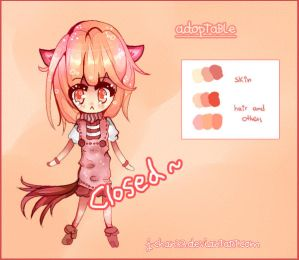 Autumn adoptable (20p., CLOSED) by J-chan33