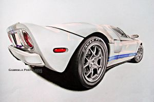 Ford GT by smudlinka66