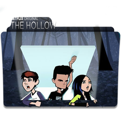 The hollow Folder icon by P0Br3