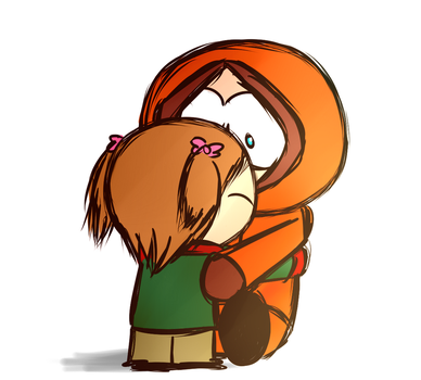 Kenny and Karen by aq1218