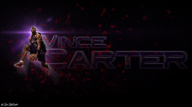 Vince Carter Throwback Wallpaper by Jagstownville
