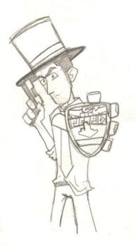 Detective Dipi by dp6