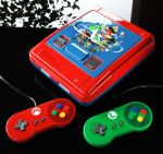 custom Super Mario World super famicom by Zoki64