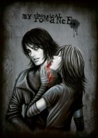 My Chemical Romance... again by nell-fallcard