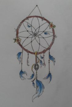 Dream Catcher by Idoodlez