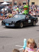Baraboo's Big Top Parade, WI 7/26/201 by Crigger