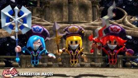 (MMD/XPS Model) Jambastion Mages Download by SAB64