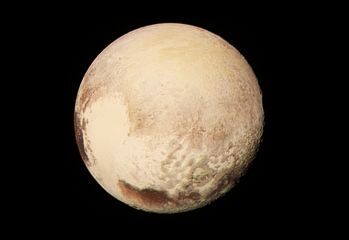 Pluto (July 13, 2015) by jcpag2010